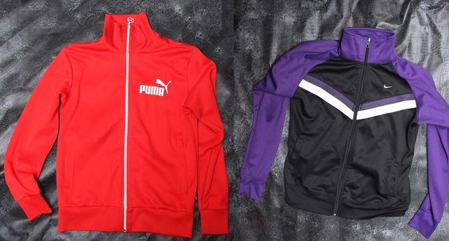 Мужские спортивные куртки Puma и Nike original, размер S