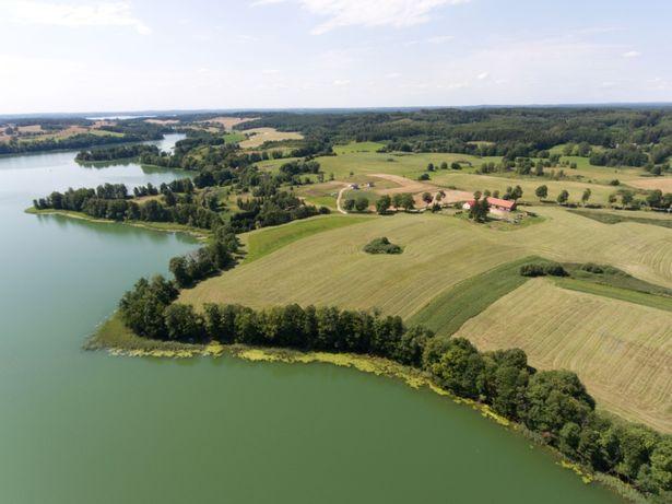 Mazury/Działka inwestycyjna 3,6190 ha/okolice Ełku/jezioro