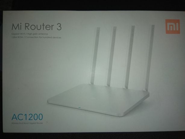 Sprzedam Mi Router 3