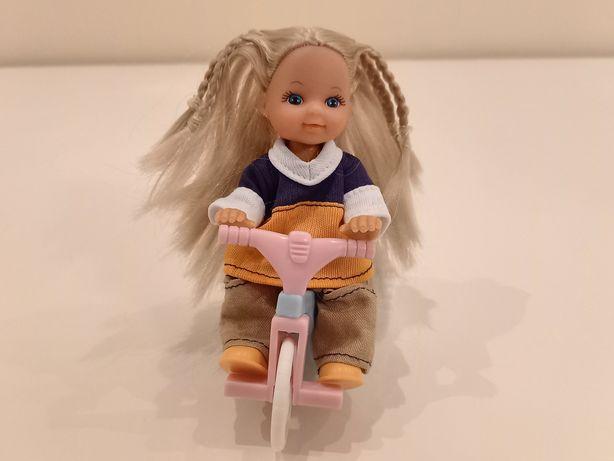 Lalka Simba z rowerkiem