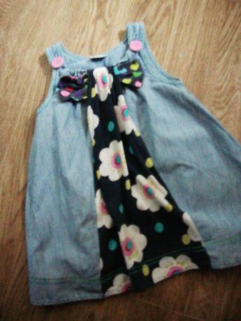 Sukienka /tunika NEXT roz. 98
