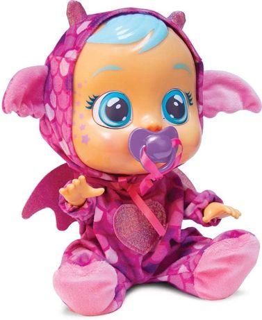 Интерактивная кукла плакса Cry Babies Bruny дракончик Бруни
