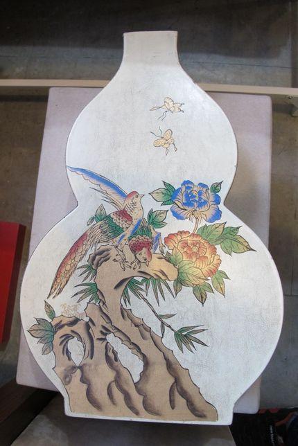 Wazon chiński 50cm