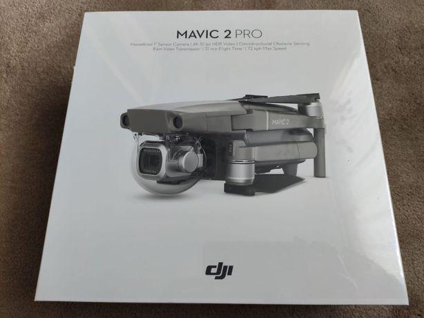 DJI Mavic 2 Pro + Fly More Combo Kit + gwarancja do 2022