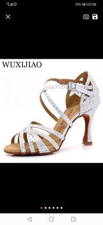 Buty taneczne ślubne