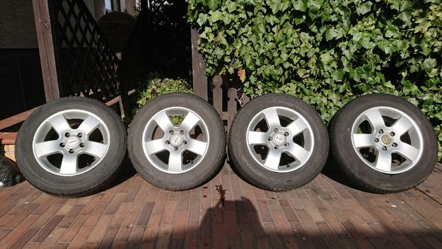 """Felgi Enzo V6515 15"""" z oponami 195/65/R15 VW Audi 5x112 ET38"""