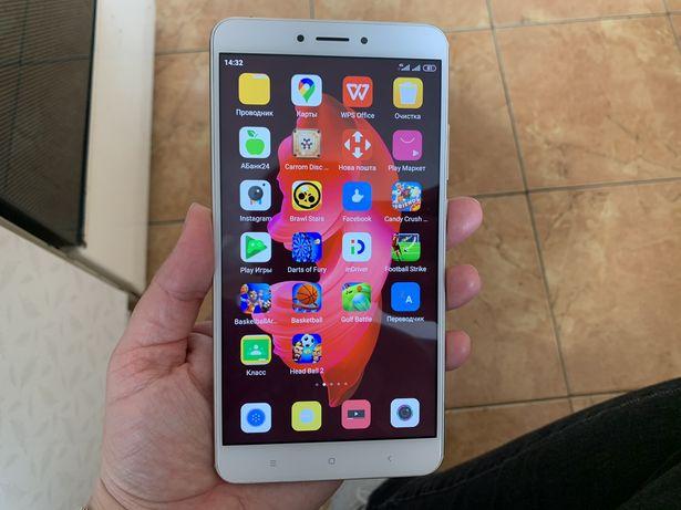 Xiaomi mi max 2 4/64  обмен