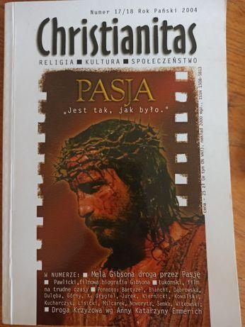 Ksiazka /album Christianitas,, Pasja,,