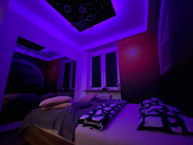 Luksusowy apartament, mieszkanie, godziny, noce, nocleg CENTRUM