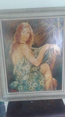 Stary obraz
