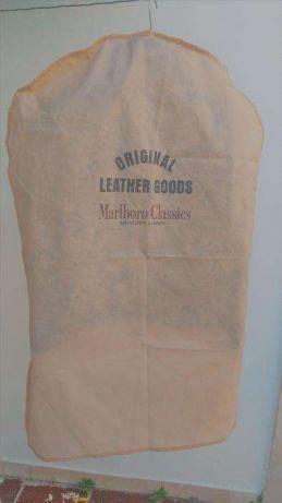 Casaco pele Marlboro Classics