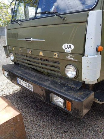 КАМАЗ 55102 / Самосвал