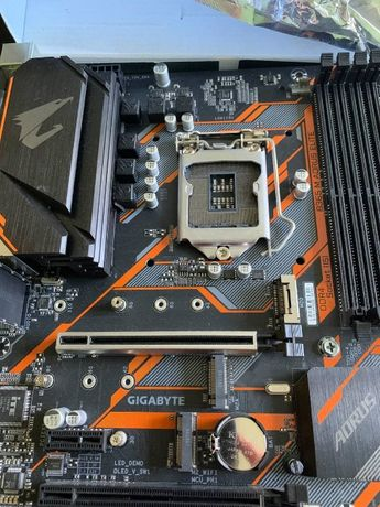 Материнская плата Gigabyte B365 M AORUS ELITE (s1151-V2, Intel B365)