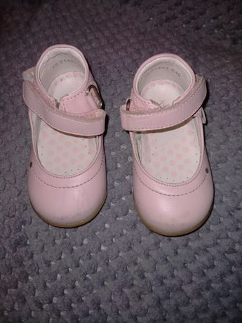 Buty niemowlęce rozmiar 19