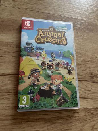 Animal Crossing: New Horizons gra na Nintendo Switch