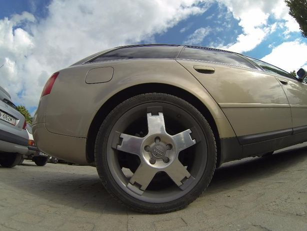 """Zender aluFelgi 18"""" rozstaw AUDI mercedes 5x112 aluminiowe alusy felgi"""