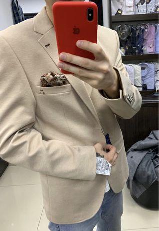 Мужской пиджак, блейзер 48 размер