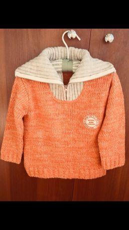 Plauso италия новый свитер кофта свиншот реглан