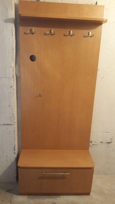 Wieszak z półką i szafką na buty Będzin - image 1
