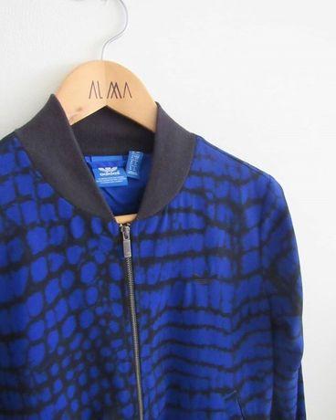 Casaco Adidas azul escuro