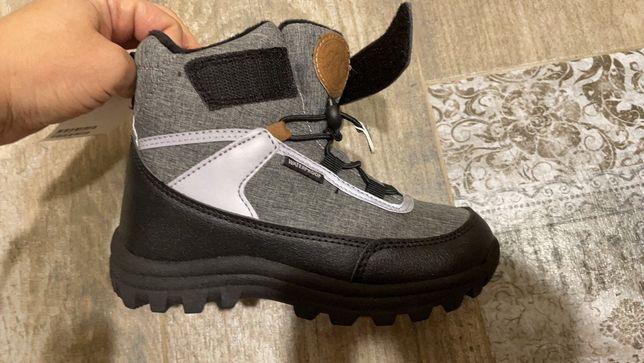 Новые теплые ботиночки H&M
