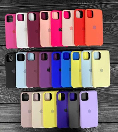 Чехол iphone/айфон на айфон 11 Pro Silicone Case для Apple Чохол