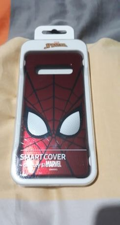 Etui Smart Cover Spider-Man Samsung Galaxy s10e
