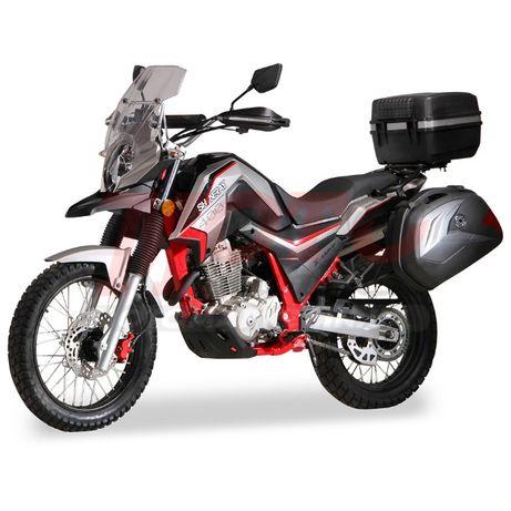 Мотоцикл SHINERAY Elcrosso 400  Безкоштовна доставка !