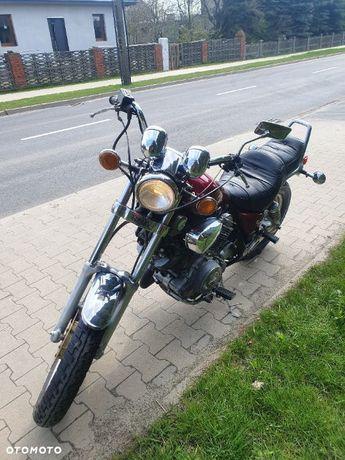 Yamaha Virago Piękny motocyk YAMAHA XV VIRAGO 700ccm