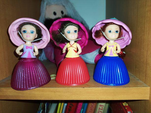 Кукла кексик маленькая