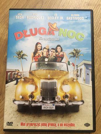 Płyta DVD film długa noc