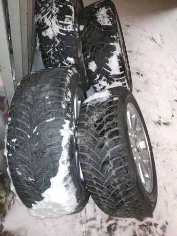 Kola BMW aluminiowe