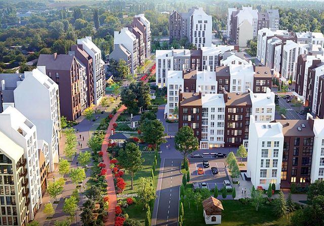 2-уровневая квартира в лучшем ЖК под Киевом «Белый шоколад»!