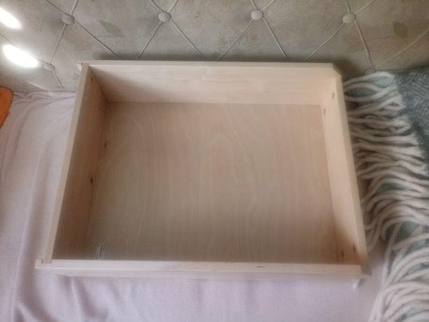 Szuflada Komplement szafa Ikea 43×57