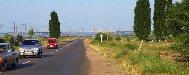 Продам фасадный участок в Прибрежном (Затока)