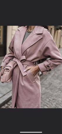 Płaszcz wełniany sempre