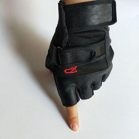 Перчатки спортивные защитные для фитнеса турника велосипеда