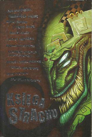 Księga strachu - 496 stron