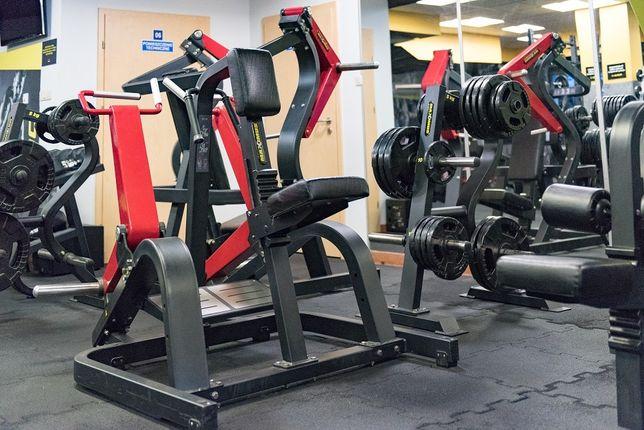 Siłownia domowa siłownia w domu profesjonalny sprzęt fitness