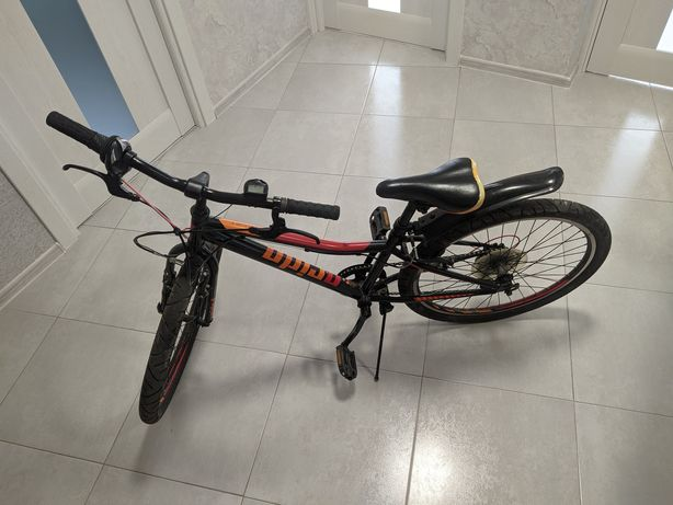 Детский велосипед 24 Pride Brave. 7