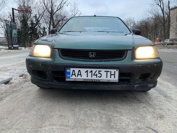 Honda Civic MA 1996 1.4(d14a2) газ/бензин, люк, кондиционер