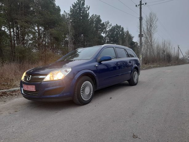 Opel Astra H 1.8 Gaz