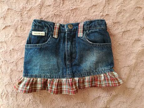 Calvin Klein Jeans spódniczka 12-24 miesięcy