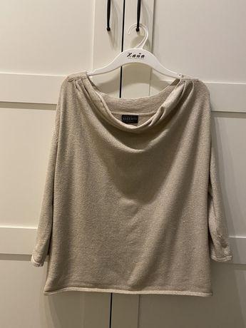 Sweter błyszczący