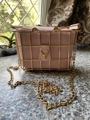 Сумка женская, розовая сумочка