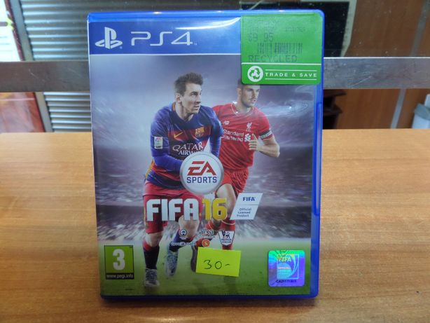 Gra Fifa 16 PS4