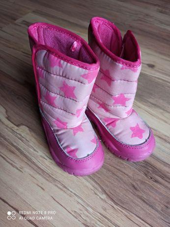 Kalosze F&F rozmiar 20, kozaki, botki, buty zimowe, śniegowce