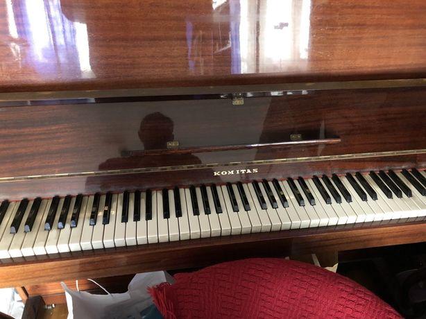Pianino Komitas, odbiór Górczyn pilnie