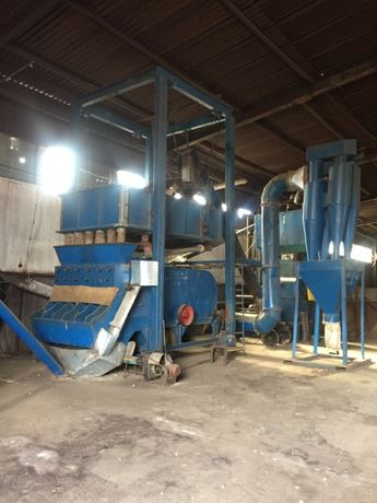 Продам предприятие по производству подсолнечного масла и пеллет