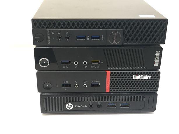 Мини системник неттоп Lenovo M73 M700 Dell 3050 HP 800 G1 G2 I5 плеер